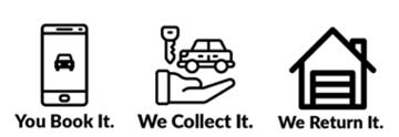 Non Contact Collect and Return - Car Servicing